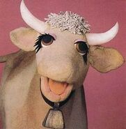 Gladys the Cow