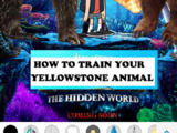 How to Train Your Yellowstone Animal: The Hidden World