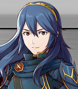 Lucina in Project X Zone 2