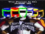 Mighty Morphin Spy Force Rangers The Movie