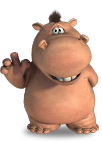 Pat the Hippo