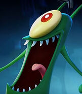Plankton in The SpongeBob Movie Sponge on the Run