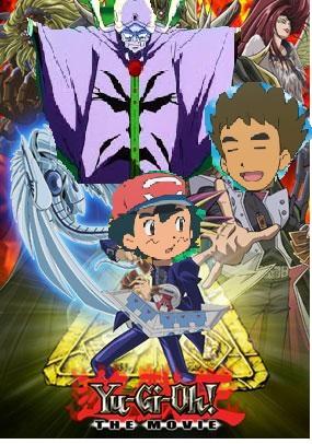 Yu-Gi-Oh! the Movie: Pyramid of Light (DinosaurKingRockz Human Style)