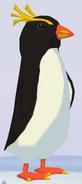 Rockhopper Penguin WOZ