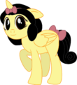 Snow White as a Pony