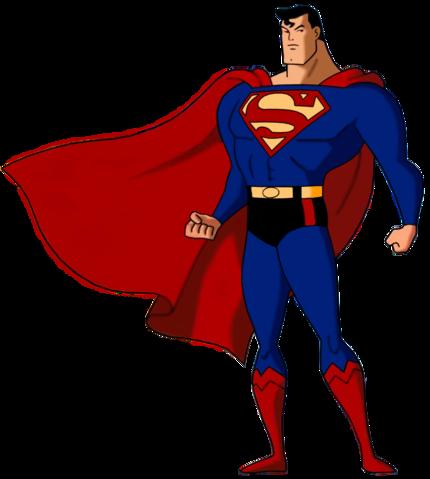 Kal-El/Clark Kent/Superman