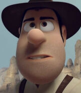 Tad Stones in Tad the Lost Explorer and the Secret of King Midas