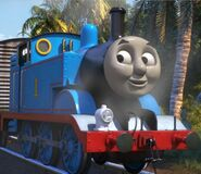 Thomas' CGI updated look
