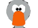 Burt the Goose