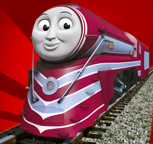 Caitlin (Thomas and Friends)