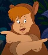 Cubby in Return to Neverland