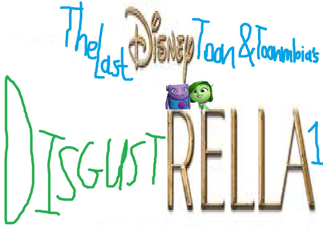 Disgustrella (TheLastDisneyToon and Toonmbia Style)