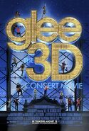 Glee The 3D Concert Movie 2011