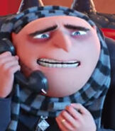 Gru in the Sky Commercial