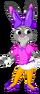 Judy Hopps as Daisy Duck