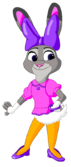Judy Hopps as Daisy Duck
