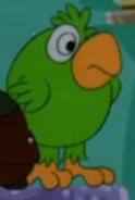 Pac-Man S01E24 Parrot