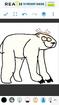 Stanley as a Polar Bear
