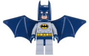 Super Heroes Blue Suit with Wings