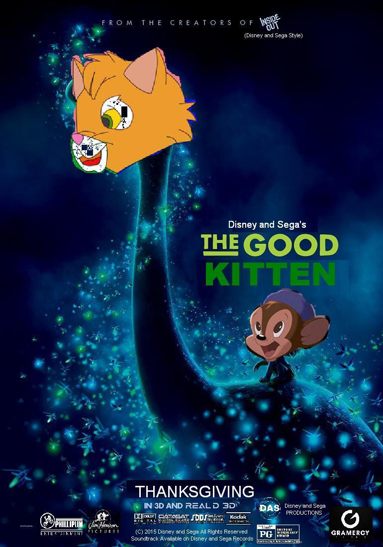 The Good Kitten (Disney and Sega Style)