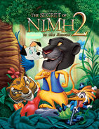The Secret of NIMH (TheWildAnimal13 Animal Style) 2 Bagheera to the Rescue Poster