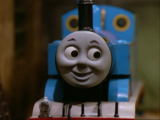 Thomas the Tank Engine (Rudolph the Red Nosed Reindeer)