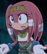 Tikal in Sonic X