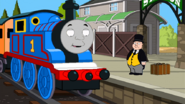 Uncle thomas the tank engine properly recolored by newthomasfan89-da3v082