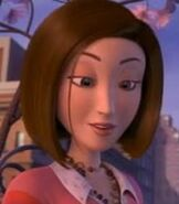 Vanessa in Bee Movie