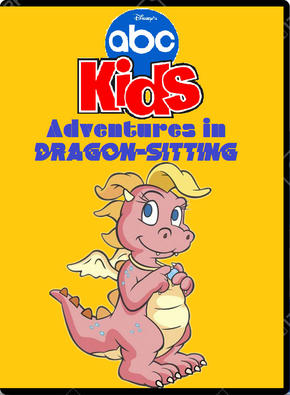 Adventures in Dragon-Sitting DVD Cover.png