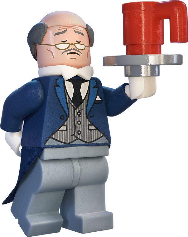 Alfred Pennyworth (The Lego Batman Movie)