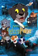 Bagheera Potter and the Philosopher's Stone Poster
