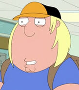 Chris Griffin in Family Guy