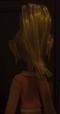 Courtney's backside