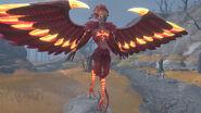 Immortals fenyxrising harpy by giuseppedirosso debhoi7