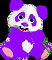 Mel the purple panda little einsteins by isaachelton-dd9ha0n-1-