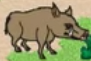 RGW Video Game Wild Pig