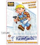 Scrapped Bob the Builder Concept