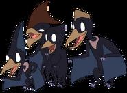 Tossy, Zack, Vossy, and Suki rileysadventures