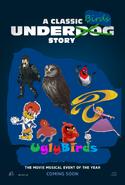 Uglybirds Poster