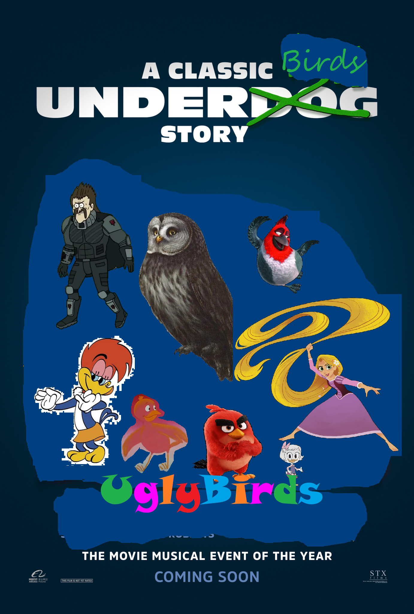 UglyBirds (2019)