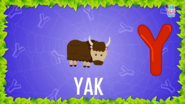 Baby Time Yak