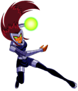 Badass starfire attacks by alienlina dawpxo2-pre