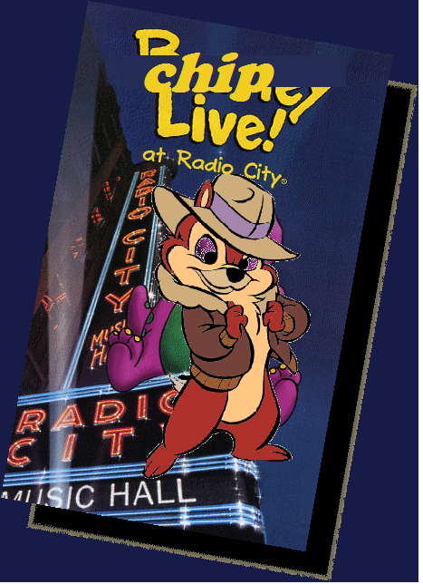 Chip Live! In New York City