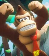 Donkey Kong in Mario + Rabbids- Kingdom Battle
