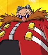 Dr. Eggman in Sonic X