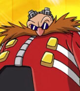 Dr. Eggman in Sonic X