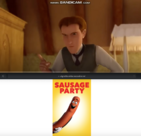 Dr Griffiths Hates Sausage Party (2016)