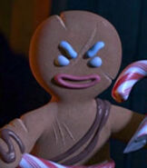 Gingy in Shrek Forever After