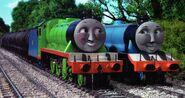 Henry and Gordon